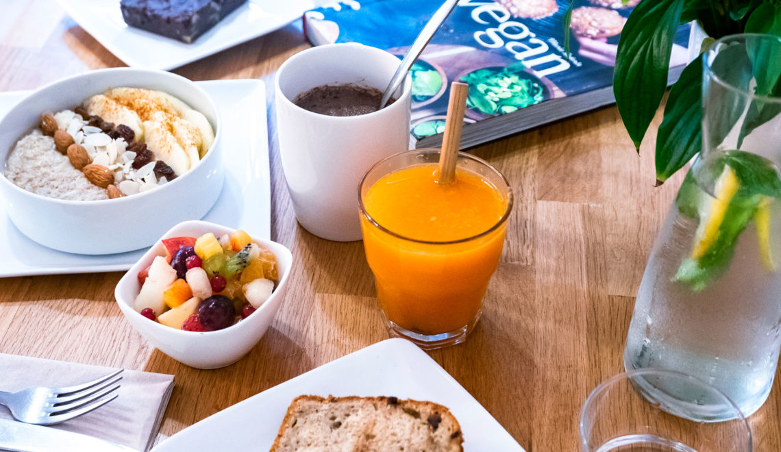 Restaurant vegan Biarritz