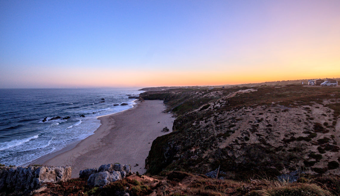 Portugal, la côte ouest